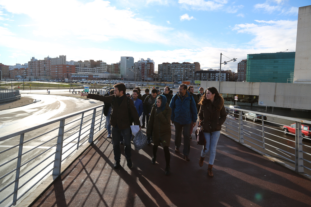 Field trip: Zaragoza urban lab